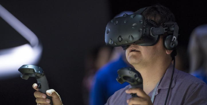668a0cfb391c HTC has reduced its Vive virtual reality headset price by   200 to   599